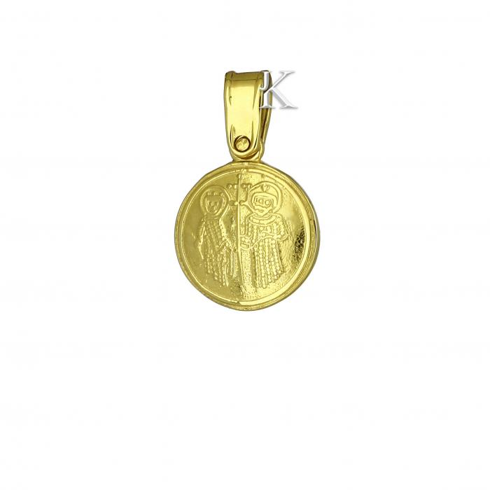 Κωνσταντινάτο Χρυσός Κ14 Διπλής Όψεως