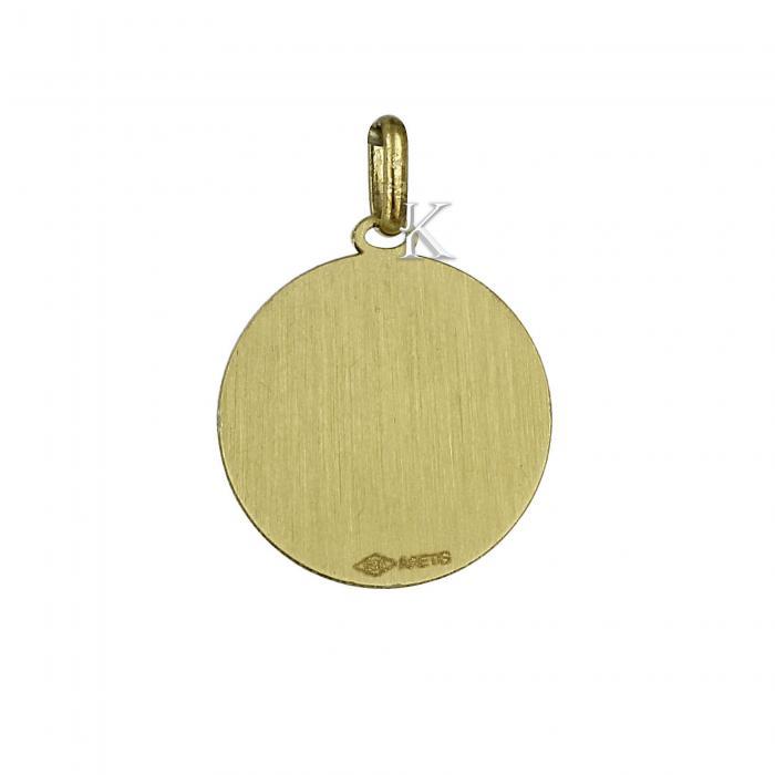 Ζώδιο Ταύρος Χρυσός Κ14