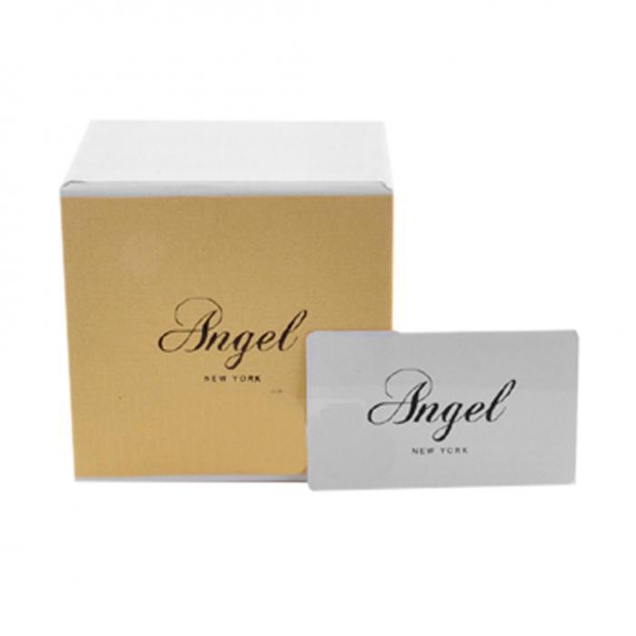 SKU-8405 / ANGEL White Rubber Strap