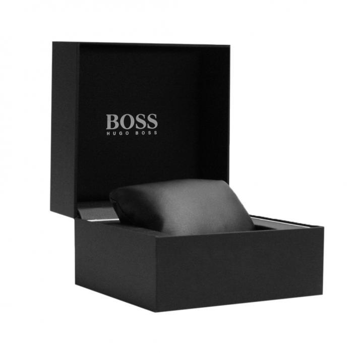 SKU-8956 / Boss Black Rubber Strap