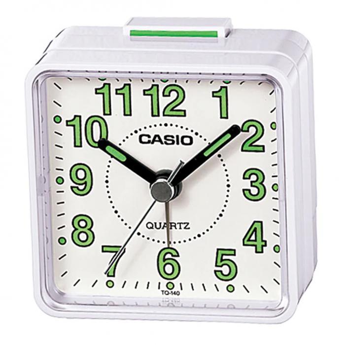 SKU-8512 / CASIO Table Clocks White