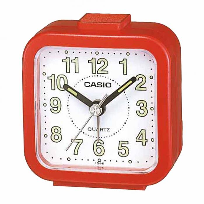 SKU-8502 / CASIO Wake Up Timer Red