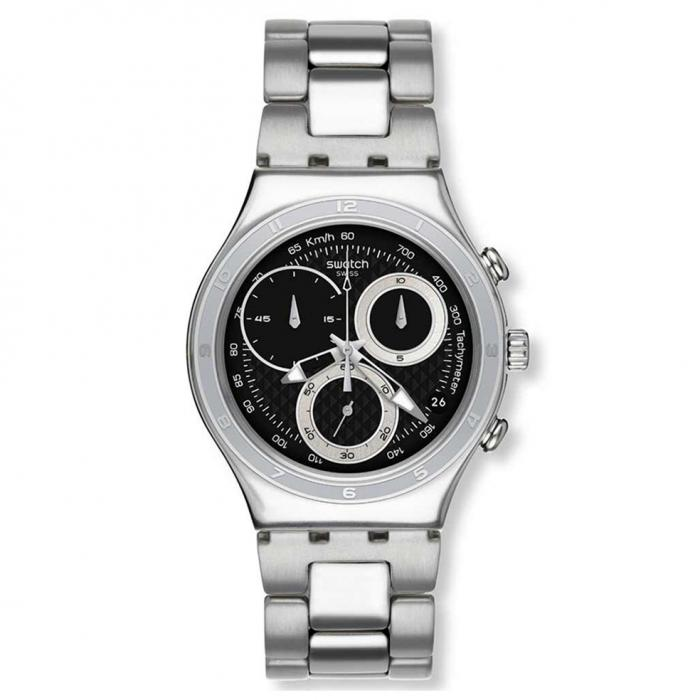 SKU-8304 / Swatch Irony Oblique End Stainless Steel Bracelet