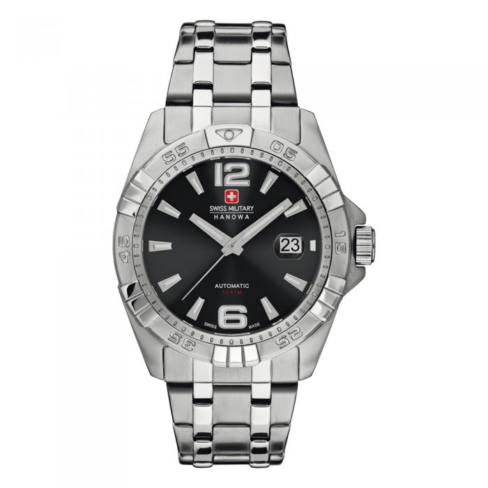 SKU-8831 / SWISS MILITARY HANOWA Nautica Auto Stainless Steel