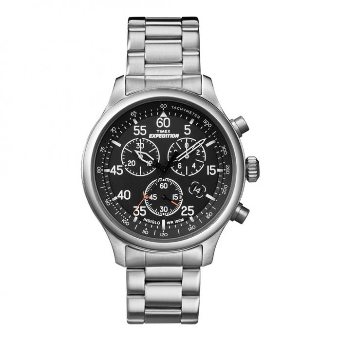 SKU-8667 / TIMEX Expedition Stainless Steel Bracelet