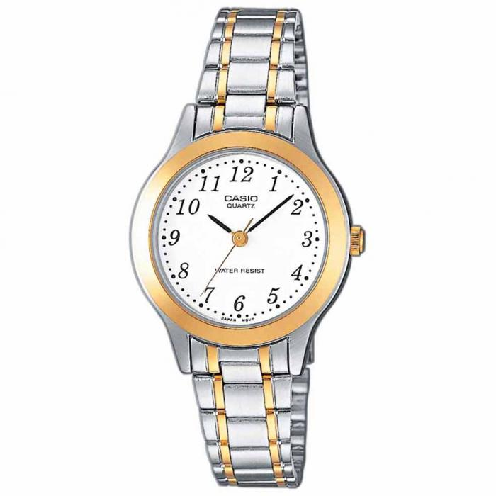 SKU-11053 / CASIO Collection Two Stainless Steel Bracelet