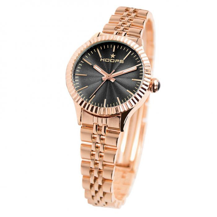 SKU-11091 / HOOPS Luxury Gold Rose Gold Bracelet