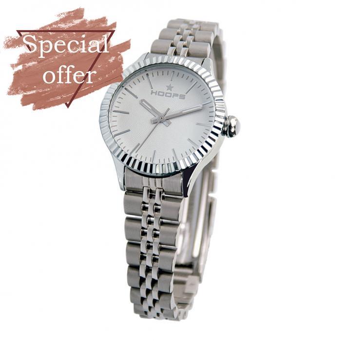SKU-11087 / HOOPS Luxury Metal Bracelet
