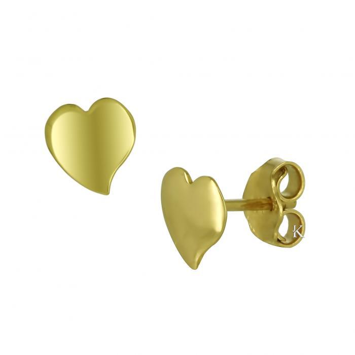 SKU-11564 / Σκουλαρίκια Χρυσός Κ14