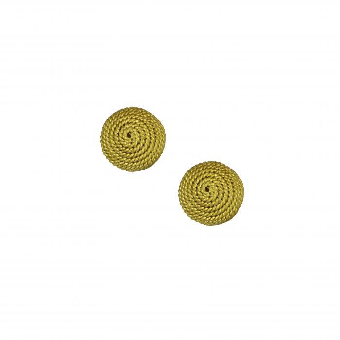 SKU-12056 / Σκουλαρίκια Χρυσός Κ18