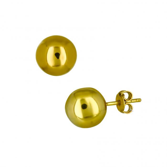 SKU-14799 / Σκουλαρίκια Χρυσός Κ14