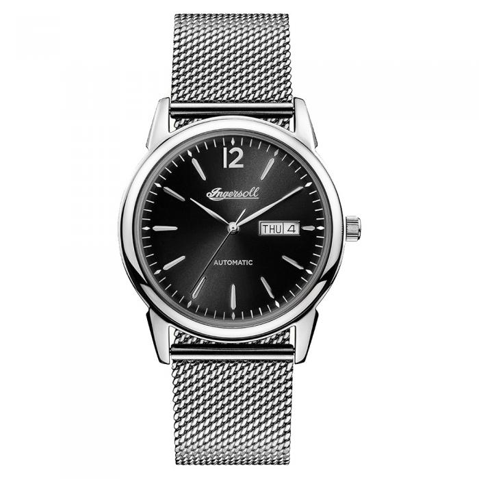 SKU-15758 / INGERSOLL New Haven Automatic Stainless Steel Bracelet