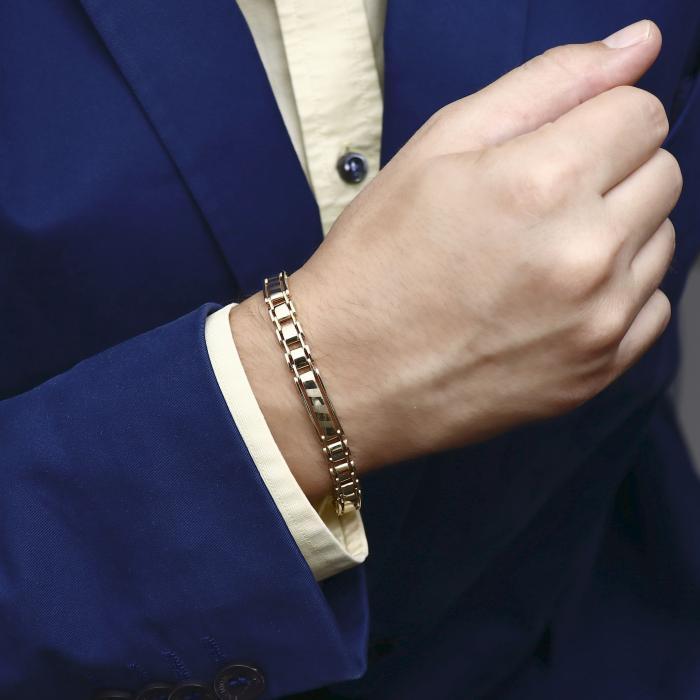 Χειροπέδα Χρυσός K14