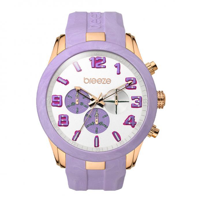 SKU-16920 / BREEZE Eye Candy Purple Strap