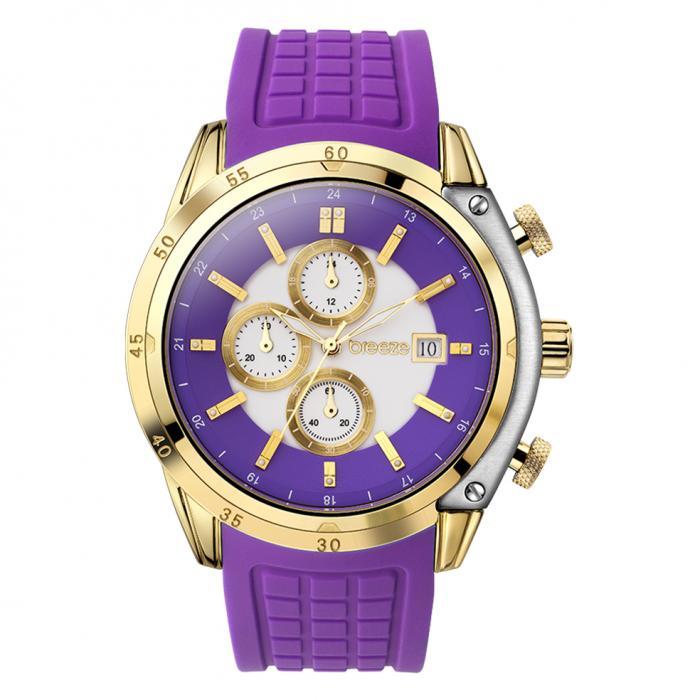 SKU-16438 / BREEZE Stylish Tech Purple Strap