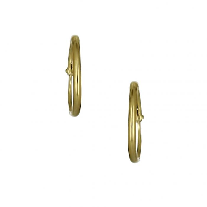 SKU-16964 / Σκουλαρίκια Χρυσός Κ14
