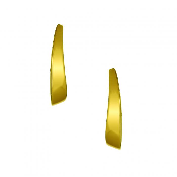 SKU-16845 / Σκουλαρίκια Χρυσός Κ14
