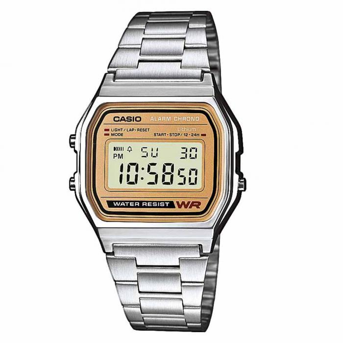 SKU-17568 / CASIO Collection Stainless Steel Bracelet