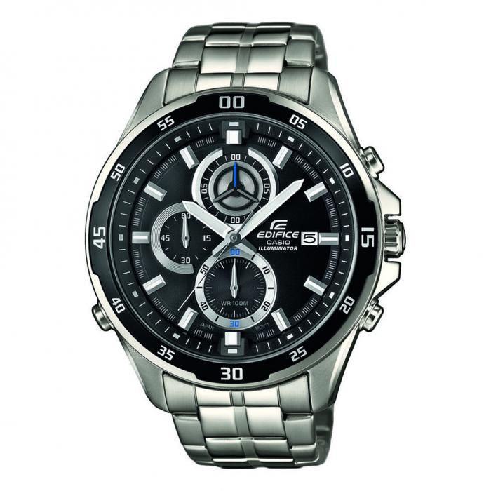 SKU-18108 / CASIO Edifice Chronograph Stainless Steel Bracelet