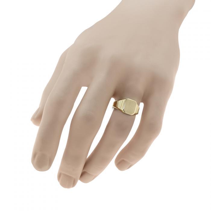 Δαχτυλίδι Χρυσός Κ14