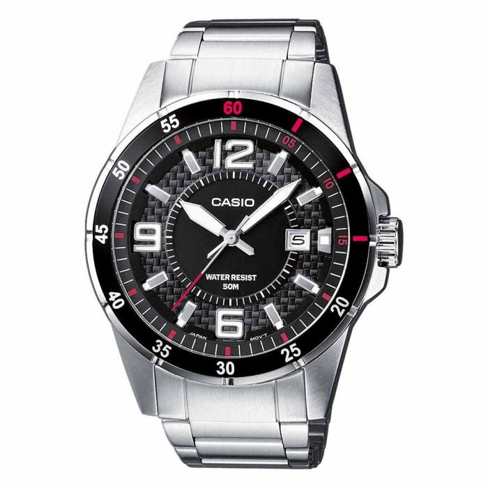 SKU-20241 / CASIO Collection Stainless Steel Bracelet