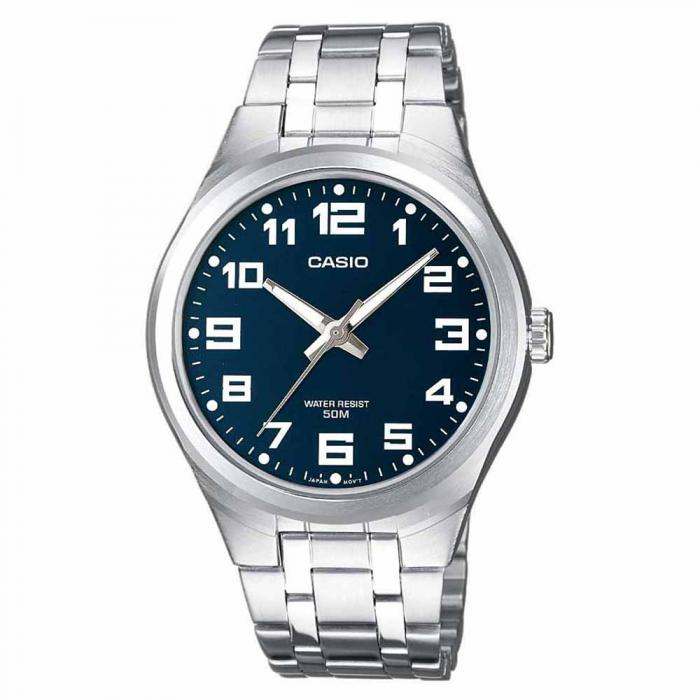 SKU-20294 / CASIO Collection Stainless Steel Bracelet Blue Dial