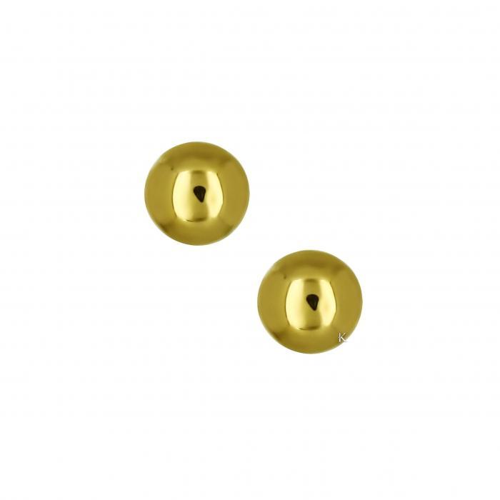 SKU-20825 / Σκουλαρίκια Χρυσός Κ14