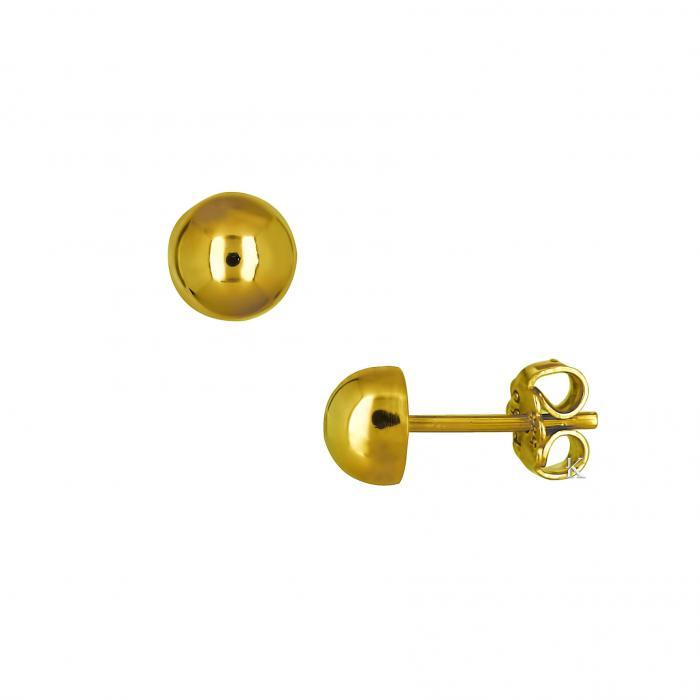 SKU-20842 / Σκουλαρίκια Χρυσός Κ14
