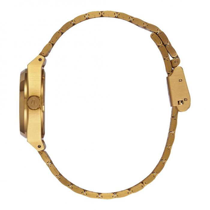 SKU-21509 / NIXON Small Time Teller Gold Stainless Steel Bracelet