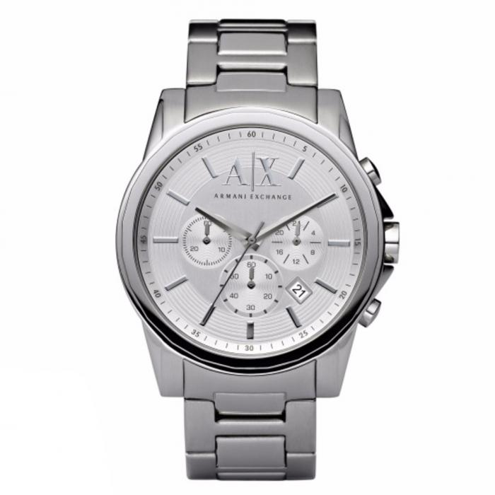 SKU-25461 / ARMANI EXCHANGE Outerbanks Stainless Steel Bracelet