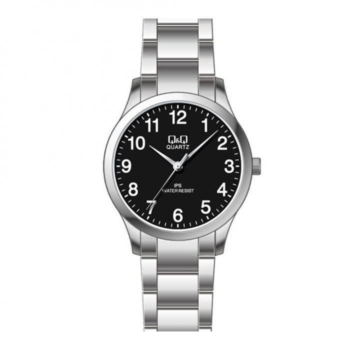 SKU-25986 / Q&Q Silver Metallic Bracelet
