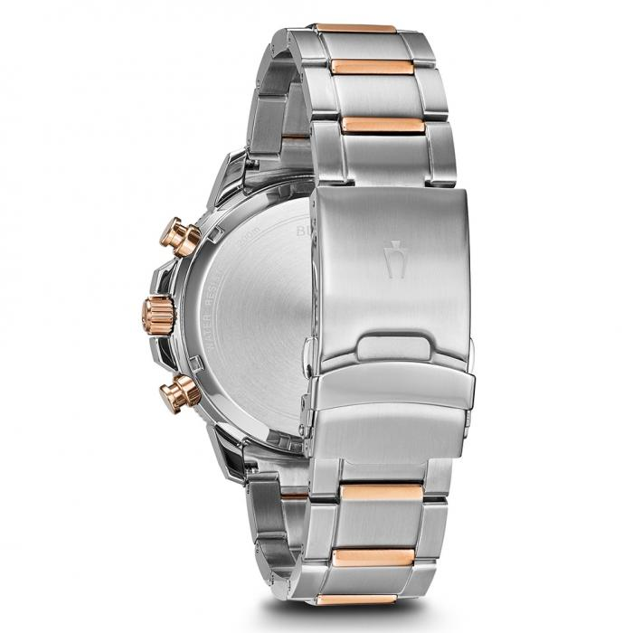 SKU-26471 / BULOVA Marine Star Two Tone Stainless Steel Bracelet