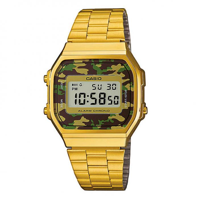 SKU-26572 / CASIO Collection Digital Stainless Steel Bracelet