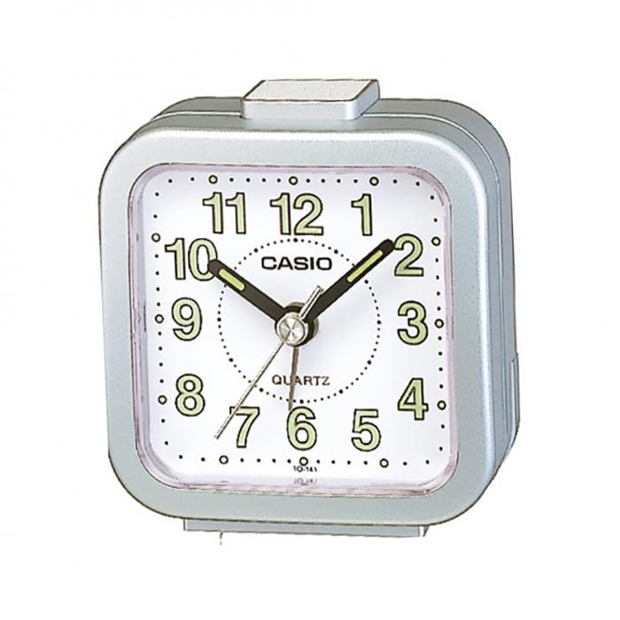 SKU-26540 / CASIO Wake Up Timer Silver