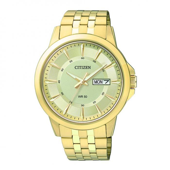 SKU-27758 / CITIZEN Classic Gold Stainless Steel Bracelet