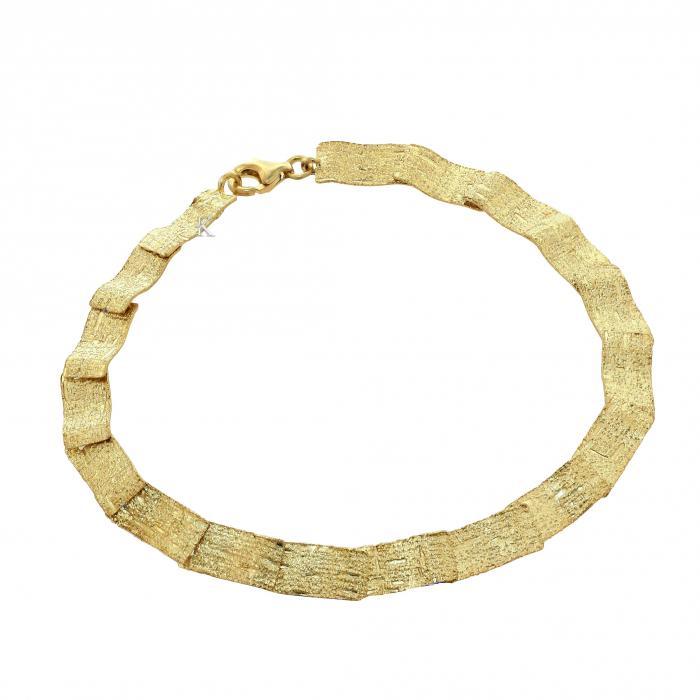 SKU-28351 / Βραχιόλι Χρυσός Κ14