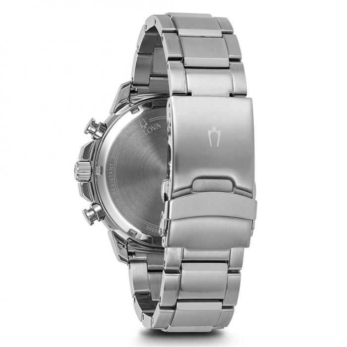 SKU-29039 / BULOVA Marine Star Stainless Steel Bracelet