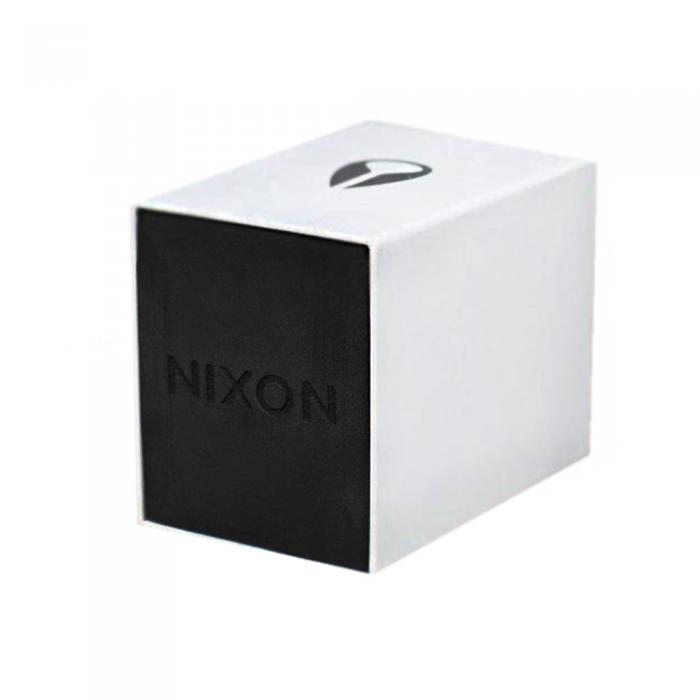 SKU-29386 / NIXON Porter Black Leather Strap