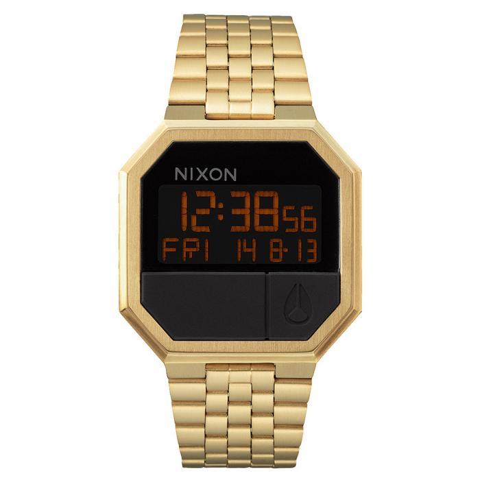 SKU-29384 / NIXON Re-Run Gold Stainless Steel Bracelet