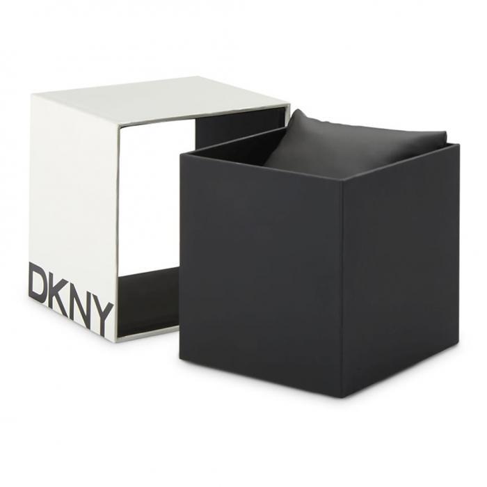 SKU-30065 / DKNY Parsons Chronograph Blue Leather Strap