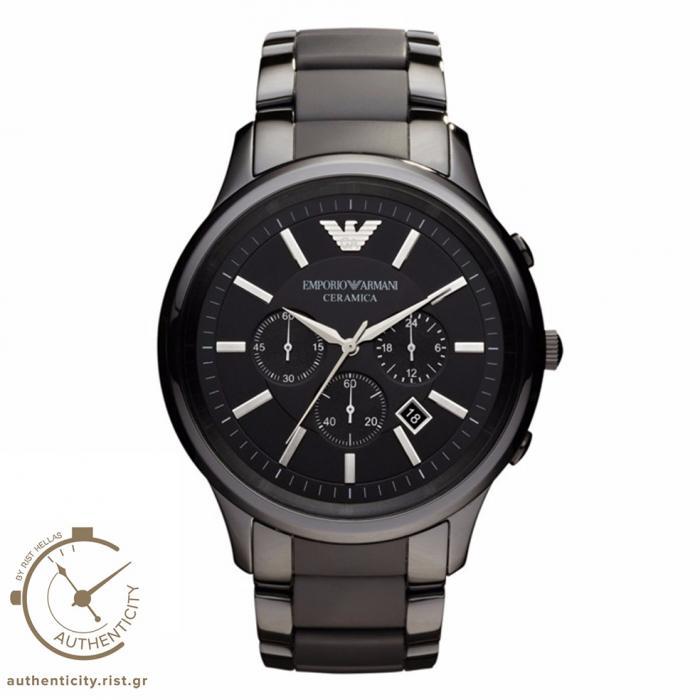 SKU-30332 / EMPORIO ARMANI Black Ceramic Bracelet