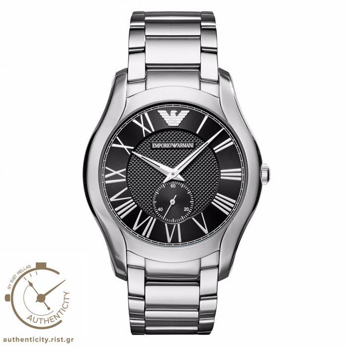 SKU-30203 / EMPORIO ARMANI Silver Stainless Steel Bracelet