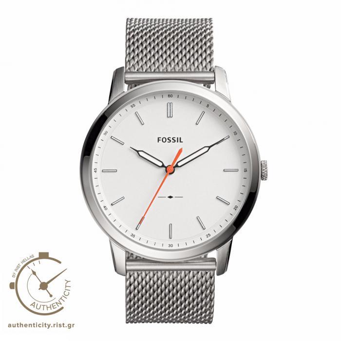 SKU-30409 / FOSSIL The Minimalist Slim Silver Stainless Steel Bracelet