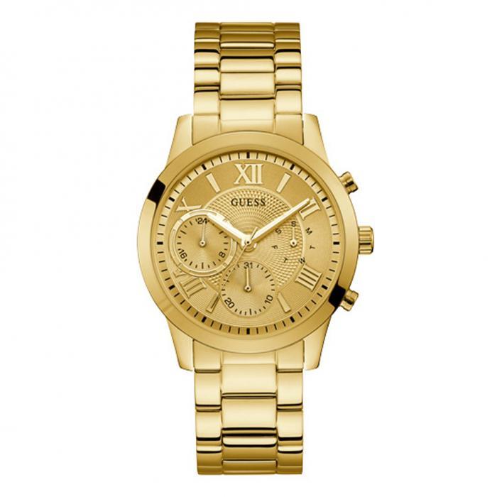 SKU-30972 / GUESS Gold Stainless Steel Bracelet