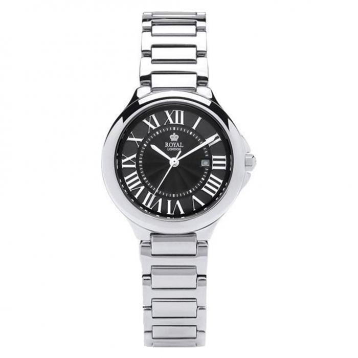ROYAL LONDON Classic Stainless Steel Bracelet