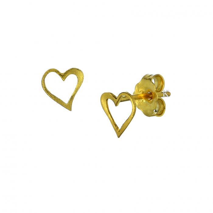 SKU-33140 / Σκουλαρίκια Χρυσός Κ14