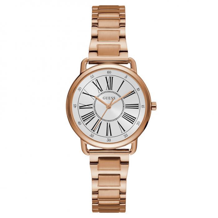 SKU-34402 / GUESS Rose Gold Stainless Steel Bracelet
