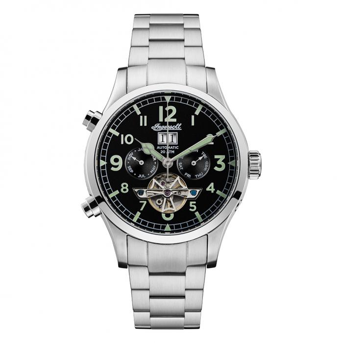 SKU-34881 / INGERSOLL Armstrong Automatic Stainless Steel Bracelet