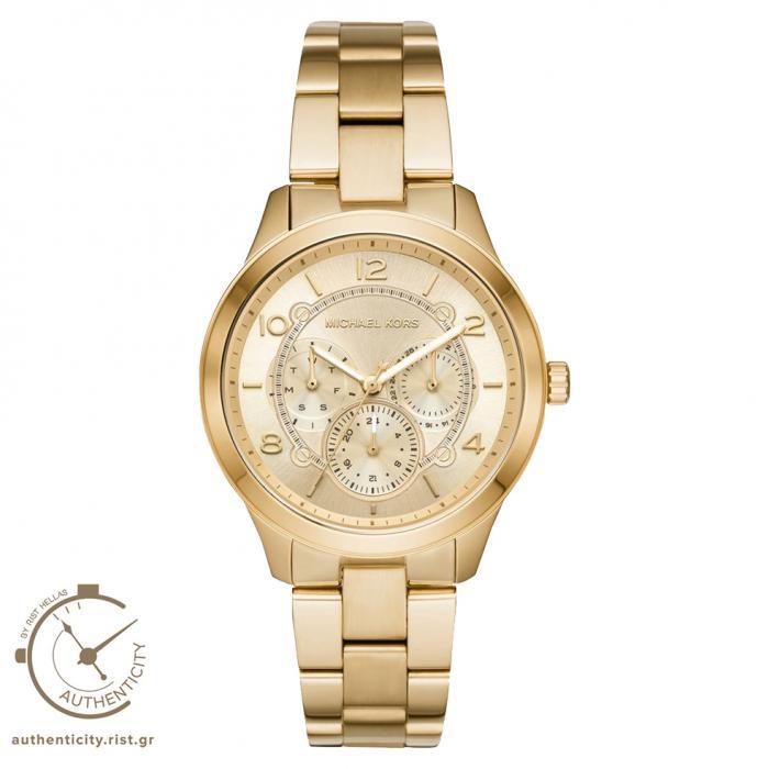 SKU-35512 / MICHAEL KORS Gold Stainless Steel Bracelet