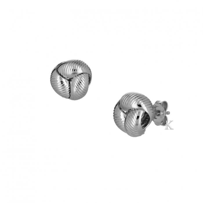 SKU-36239 / Σκουλαρίκια Ασήμι 925°